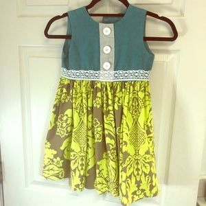 Persnickety 7 Girls Dress. Great condition